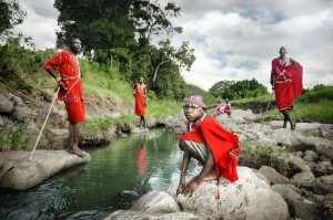 One Day A Masai Warrior