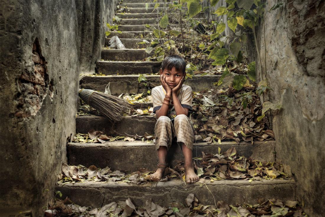 A Burmese Fairy Tale