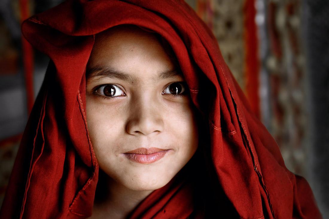 Monk Eyes