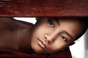 Monk Face