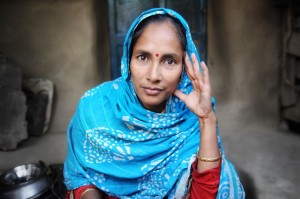 Lady from Puthia