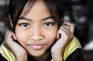 Thai Girl Portrait