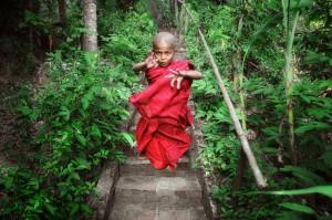 Monk Jump