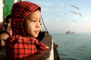 Myanmar Ferry 2
