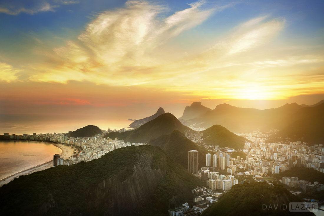 Rio De Janeiro David Lazar