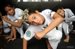 Capoeira Kids