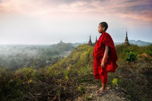 The Monks of Burma