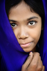 Beauty in Her Eyes