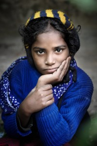 Girl from Puthia