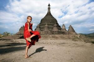 Novice Monk Martial Artist