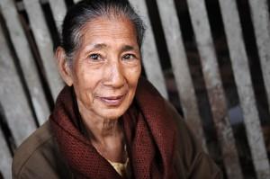 Burmese Lady Portrait 2