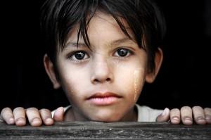 Burmese Boy Portrait 3