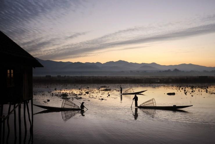Fishermen-at-twilight
