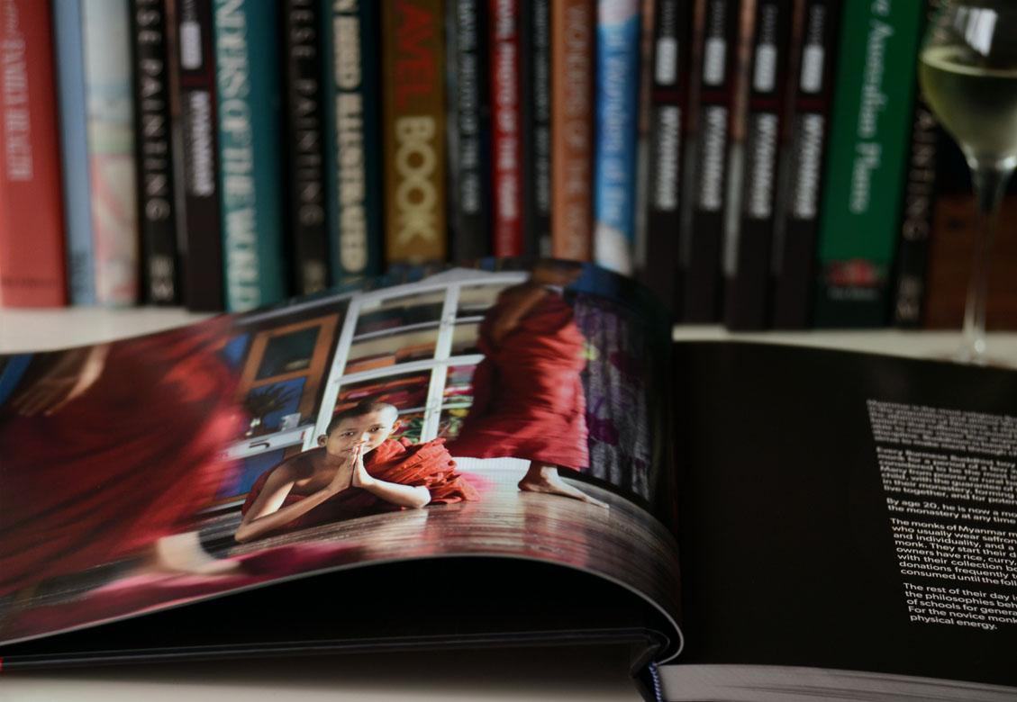 Myanmar Novel Book